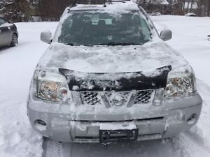 2006 Nissan X-trail 4WD 2.5L 5 speed Manual Panoramic Roof