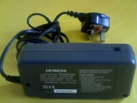 HITACHI VM-ACE4E(UK) A/C POWER TRANSFORMER ADAPTOR CHARGER VOLTAGE REGULATOR