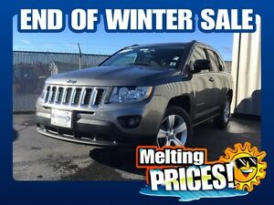 2013 Jeep Compass NORTH ( MASSIVE 10 DAY SALE! )