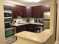 Fully furnished 2 bedroom condo in River Park South for July 1st