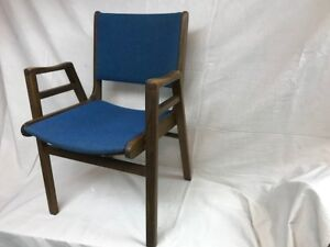 Four 60's Mid Century Modern Henderson Chairs For Sale