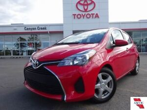 2015 Toyota Yaris LE AUTO/CLEAN CARPROOF/TOYOTA CERTIFIED/POWER