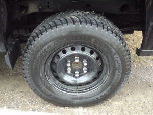 GT Radial Snow Tires