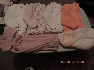 Girl's 4T Knitted Sweaters, Cardigans, Shrugs & Dressy Jackets