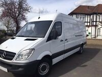 Man & Van Collections, Deliveries, House Moves with the Lowest Rates From £15 **CALL NOW**
