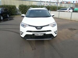 2016 Toyota RAV4 ZSA42R GXL 2WD Glacier White 7 Speed Constant Variable Wagon Young Young Area Preview