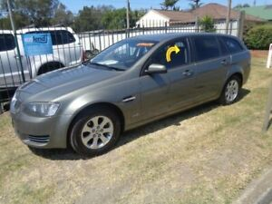 2011 Holden Commodore VE II MY12 Omega Grey 6 Speed Automatic Sportswagon Sandgate Newcastle Area Preview