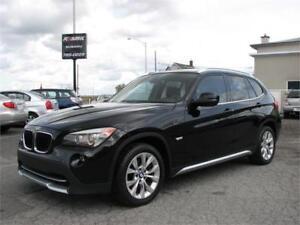 BMW X1 2012 seulement 91000km parfaite condition Pneus d'hiver