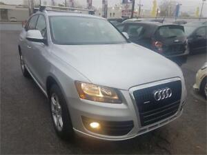 2009 Audi Q5, 4X4, CUIR, TOIT, MAGS ** 1 AN DE GARANTIE ** 3.2L