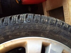Winter tires and alloy rims St. John's Newfoundland image 3