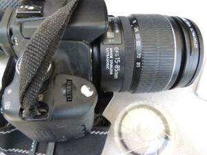 COMPLETE CANON DSLR CAMERA PACKAGE