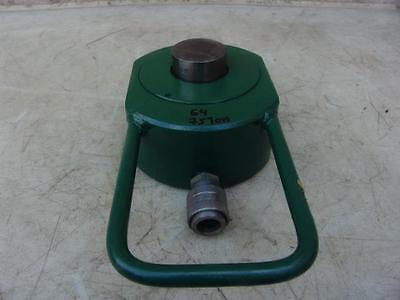 Simplex 75 Ton Hydraulic Cylinder Works Well 64