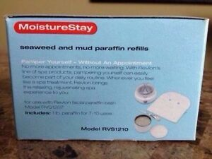 **NEW IN BOX** Revlon Seaweed and Paraffin Refills Cambridge Kitchener Area image 3