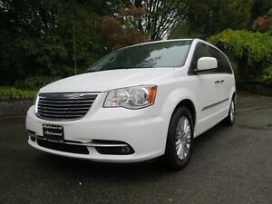 2015 Chrysler Town & Country Limited Front-wheel Drive Passe