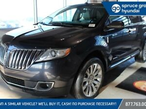 2014 Lincoln MKX AWD, LEATHER, NAV, SUNROOF, BACKUP CAMERA
