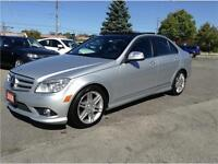 2008 Mercedes-Benz C350 4MATIC, LOADED, NO ACCIDENTS, ONE OWNER