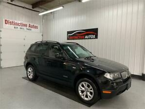 2010 BMW X3 xDrive28i AWD/LEATHER/NAVIGATION/B.CAM/PANO ROOF