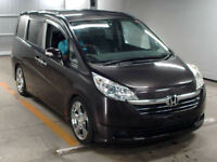 FRESH IMPORT 2006/12 HONDA STEPWAGON 2.0 V-TEC AUTOMATIC G STYLE EDITION