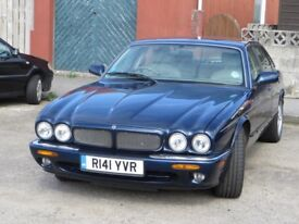 Jaguar XJ8 sport auto / long MOT