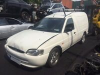 FORD ESCORT 55 D 2000 BREAKING FOR SPARES