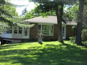 Brick Bungalow in  Alban Ontario (35 minutes south of Sudbury)