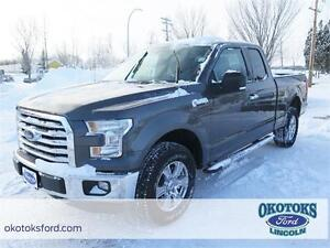 2016 Ford F-150 XLT 4X4 SuperCab 6.5ft BOX - NEW