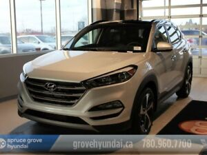 2018 Hyundai Tucson 1.6 TURBO SE AWD WITH PANORAMIC SUNROOF, LEA