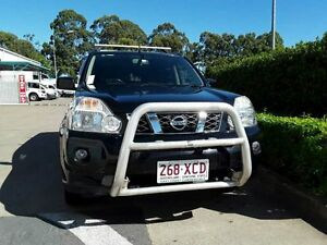 2010 Nissan X-Trail T31 MY10 TL Black 6 Speed Manual Wagon Acacia Ridge Brisbane South West Preview