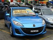 2011 Mazda 3 BL10F1 MY10 Neo Activematic Blue 5 Speed Sports Automatic Sedan Minchinbury Blacktown Area Preview