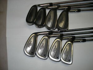 Tommy Armour  845 V-31 Mens R.H. Stiff/Titleist 990 DCI set West Island Greater Montréal image 4