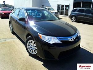 2014 Toyota Camry LE Factory Warranty $140 Biweekly