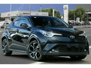 2017 Toyota C-HR NGX10R Koba S-CVT 2WD Ink 7 Speed Constant Variable Wagon Adelaide CBD Adelaide City Preview