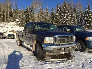 2004 Ford Super Duty F-350 SRW Lariat Diesel