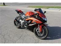 Suzuki GSX-R 600cc supersport - Lots of upgrades - SPECIAL