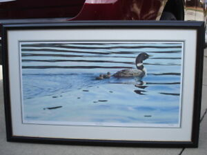 Framed Limited Edition by Peter Potapoff