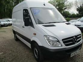 2012 Mercedes-Benz Sprinter 2.1TD 310/311 NO VATCDI SWB 116,000 MILES GUARANTEED
