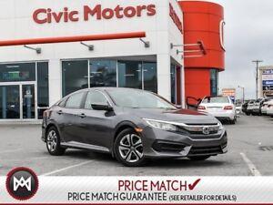 2018 Honda Civic LX - HEATED SEATS, BACK UP CAMERA, CRUISE CONTR