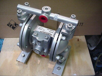 New Yamada 38 Stainless Diaphragm Pump Dp10-bsn Aro Wilden