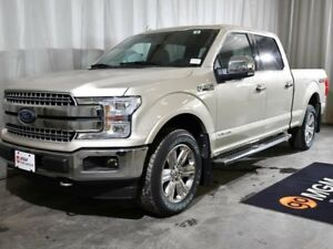 2018 Ford F-150 Lariat 4x4 SuperCrew Cab Styleside 157.0 in. WB
