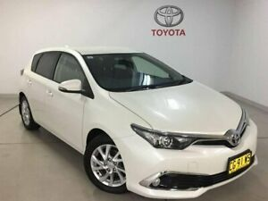 2016 Toyota Corolla ZRE182R Ascent Sport S-CVT White 7 Speed Constant Variable Hatchback West Ryde Ryde Area Preview