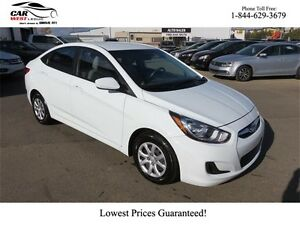 2014 Hyundai Accent GL 4dr Sedan