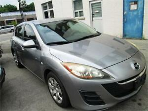 2010 Mazda Mazda 3 2.0L Rust Proof/ Accident Free/ Lady owned.