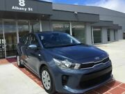 2017 Kia Rio YB MY17 S Blue 4 Speed Sports Automatic Hatchback Fyshwick South Canberra Preview