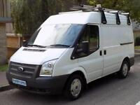 12(12) FORD TRANSIT 280 SWB MEDIUM ROOF 2.2 FWD 100 BHP 6 SPEED DIESEL EURO 5
