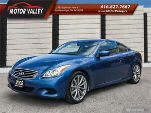 Infiniti G37 Coupe | Great Deals on New or Used Cars and