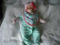 "Reborn doll ""Ella"""