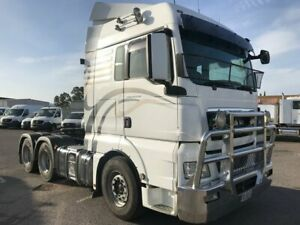 2011 MAN TGX 26.540 6x4 prime mover, 540hp MAN engine, MAN AMT transmission, air bag suspension, All Regency Park Port Adelaide Area Preview