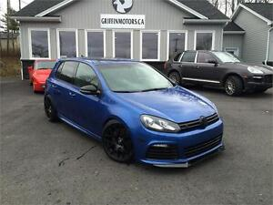 2012 Golf R Practical, Wicked Fast, All Wheel Drive.