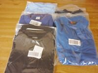CHILDREN'S POLO TOPS SIZES 9 to 11 X BUNDLE OF 6