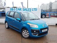 CITROEN C3 PICASSO 1.6 PICASSO CONNEXION HDI 5d 90 BHP LOW PRICED LOW (blue) 2011